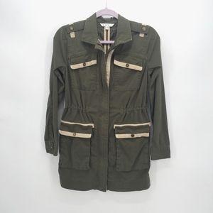 Cabi Military Style Anorak Jacket